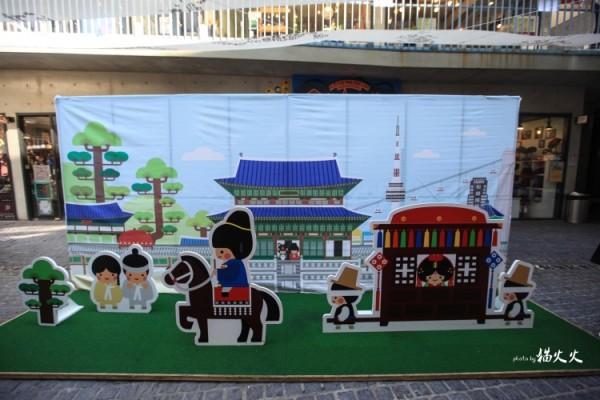 暴走首尔5日自由行手绘旅行攻略【完整版】