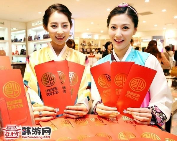 韩国 免税店 2013销量