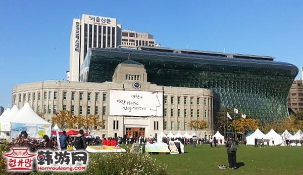 韩国首尔广场