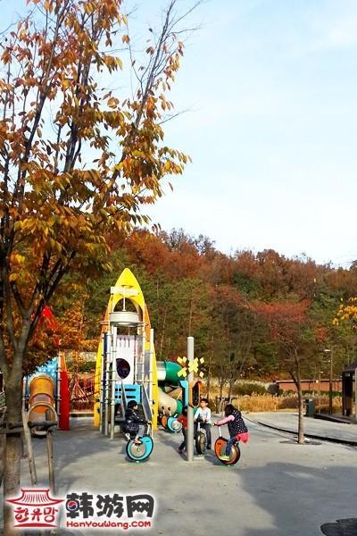 韩国北首尔梦之林公园