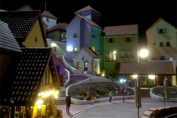 《来自星星的你》拍摄小法国村