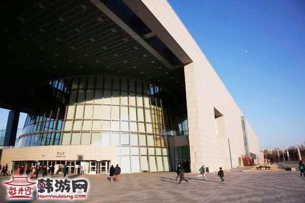 国立中央博物馆_韩国景点_韩游网