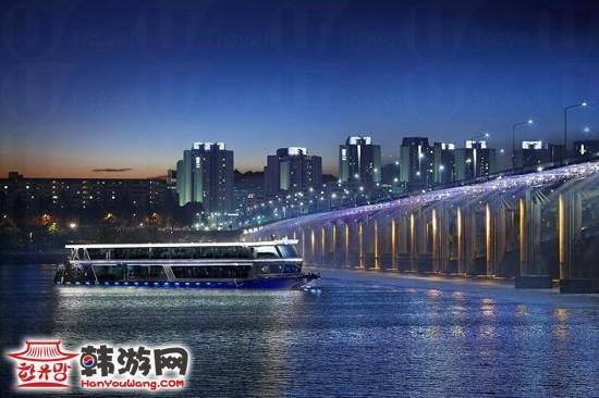 来自星星的你取景地:E-land Cruise (汉江游轮)