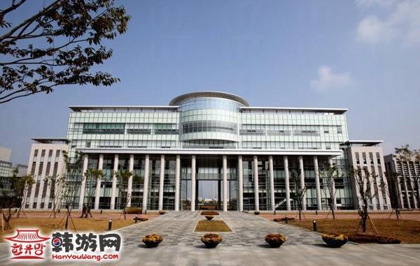 来自星星的你取景地: 仁川大学