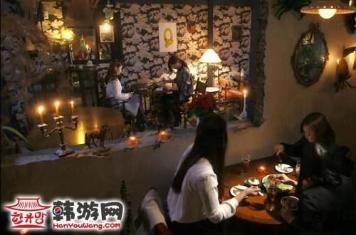 来自星星的你首尔取景点:吃烤鸡喝酒的餐厅