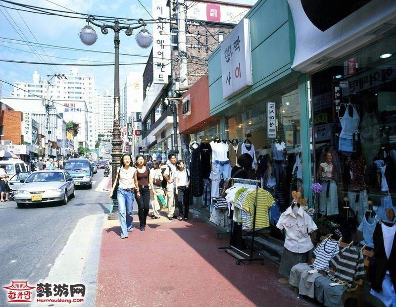韩国首尔购物攻略:梨大购物街