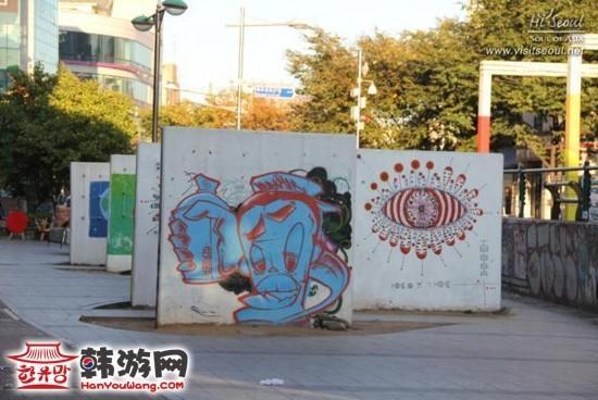 韩国首尔购物攻略:弘大购物街
