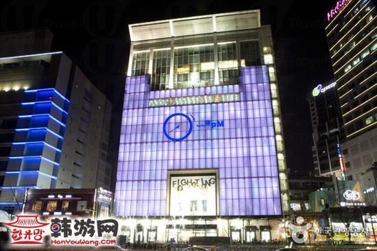 韩国首尔购物攻略:Hello apM