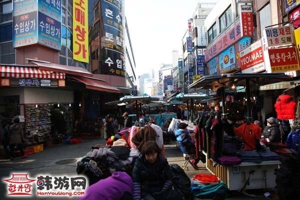 南大门市场_韩国购物_韩游网