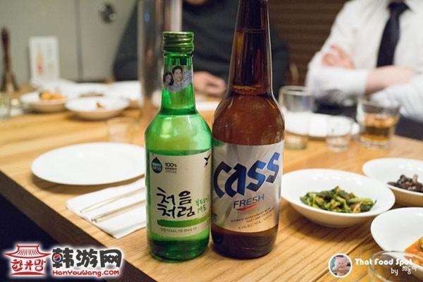 新沙洞韩式酒肆sanho10