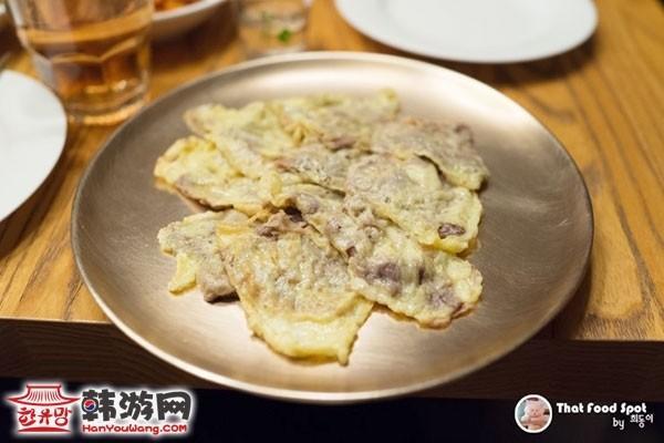 新沙洞韩式酒肆sanho11