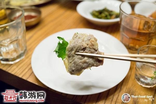 新沙洞韩式酒肆sanho14