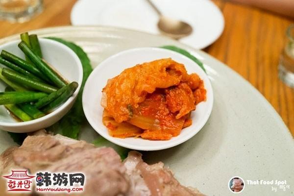 新沙洞韩式酒肆sanho21