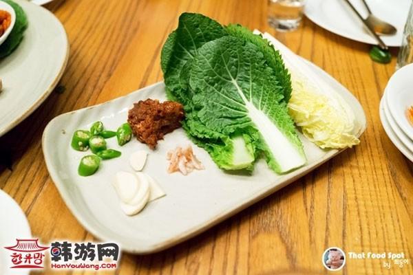 新沙洞韩式酒肆sanho22