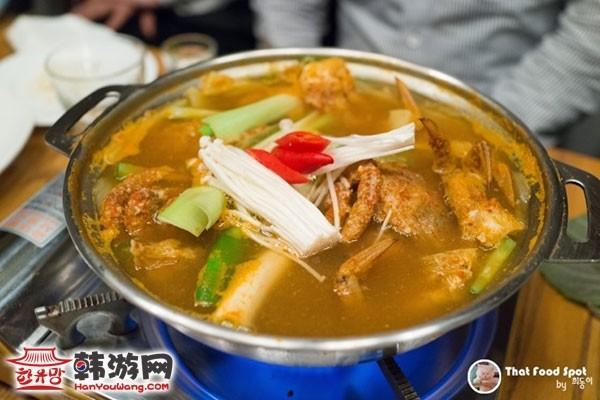 新沙洞韩式酒肆sanho24