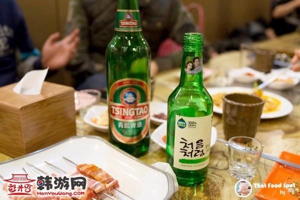 韩国驿三洞藏书羊肉串07