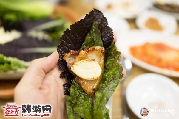 乙支路银珠亭韩餐馆11