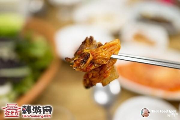 乙支路银珠亭韩餐馆12