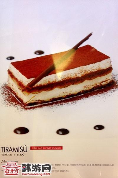 弘大Be Sweet On咖啡甜品店_韩国美食_韩游网
