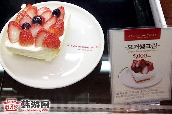 A TWOSOME PLACE咖啡馆明洞乙支路店9