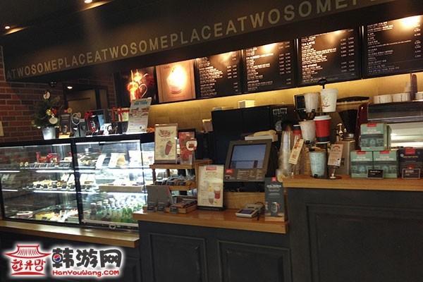 A TWOSOME PLACE咖啡馆明洞乙支路店19