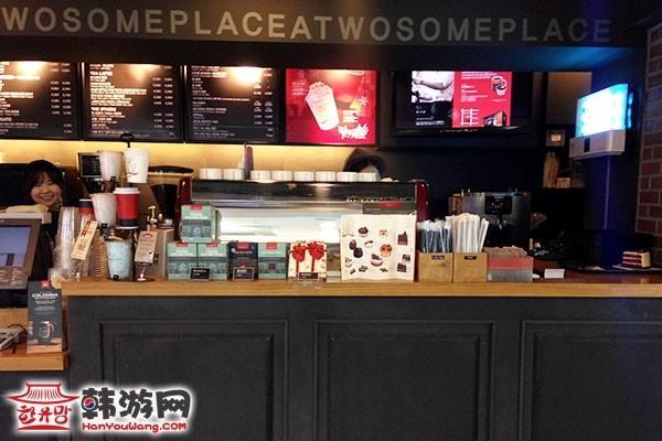 A TWOSOME PLACE咖啡馆明洞乙支路店20
