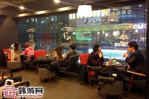 A TWOSOME PLACE咖啡馆明洞乙支路店21