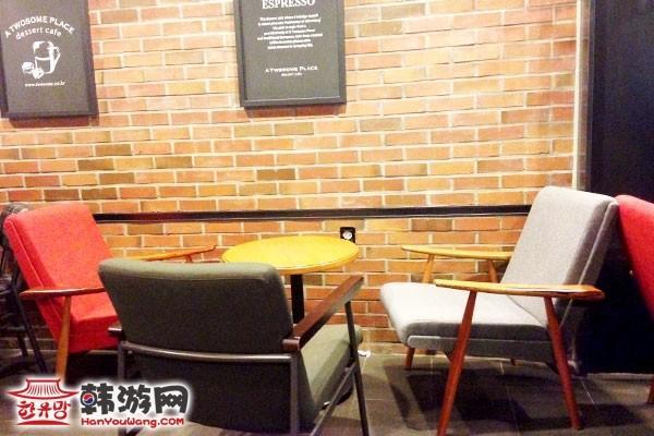 A TWOSOME PLACE咖啡馆明洞乙支路店23