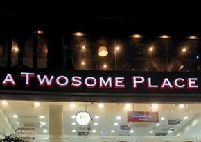 A TWOSOME PLACE咖啡馆(明洞乙支路店)