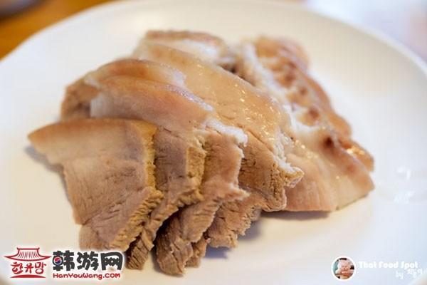 京畿道龙仁状元荞麦面店7