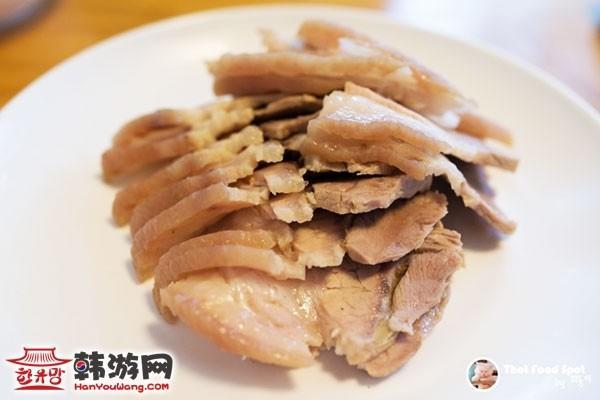 京畿道龙仁状元荞麦面店8