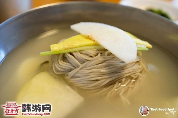 京畿道龙仁状元荞麦面店10