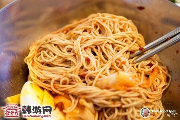 京畿道龙仁状元荞麦面店14