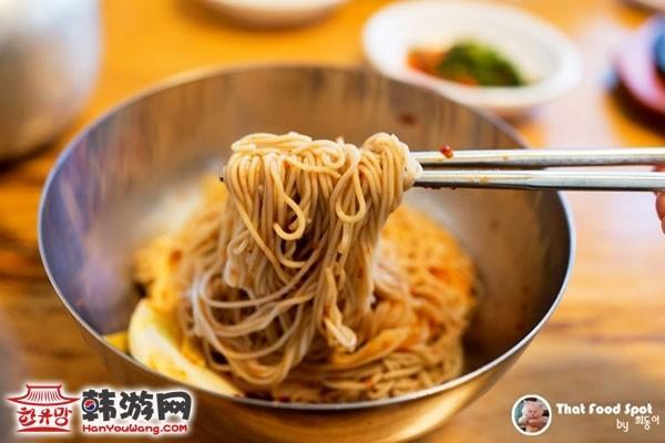 京畿道龙仁状元荞麦面店15