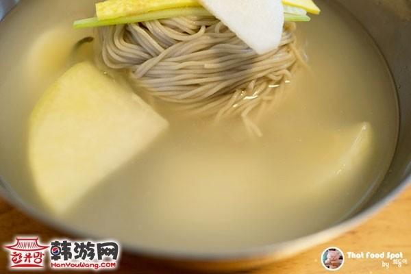 京畿道龙仁状元荞麦面店17