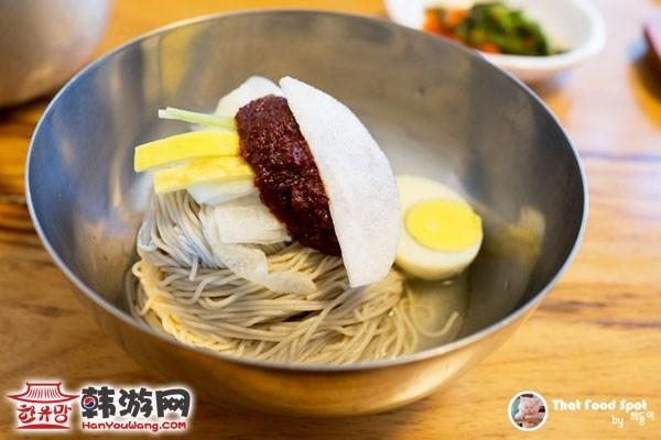 京畿道龙仁状元荞麦面店13