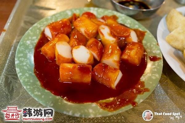 釜山炒年糕店Dali韩式小吃店7