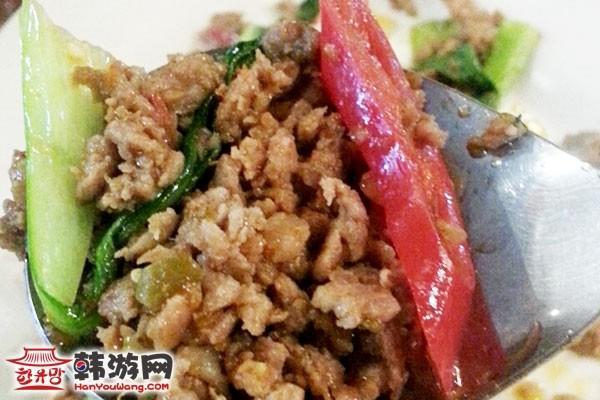 韩国梨泰院PATAYA泰国餐厅美食推荐