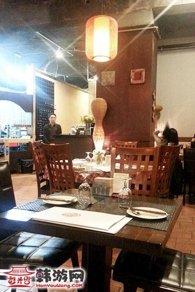 韩国梨泰院PATAYA泰国餐厅