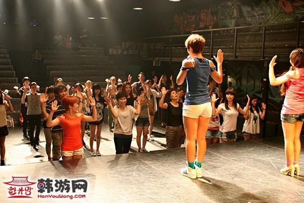 韩国B-Boy KUNGFestival舞蹈表演体验