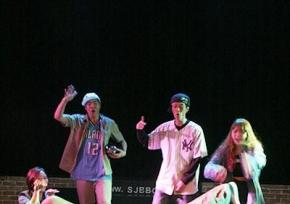 《B-BOY KUNG FESTIVAL》街舞表演