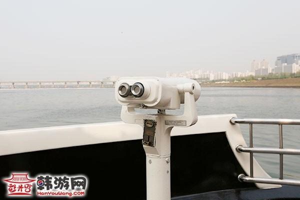 韩国E•LAND(依恋)汉江游览船13