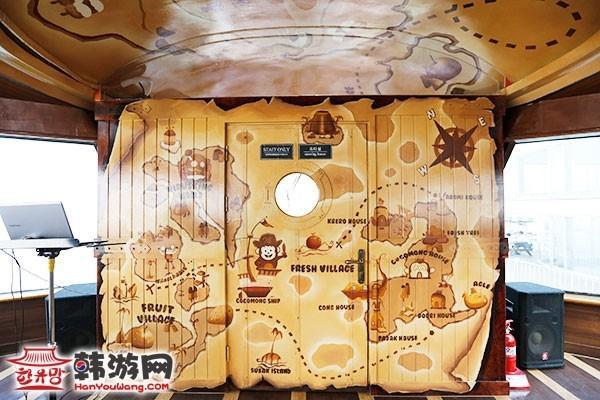 韩国E•LAND(依恋)汉江游览船16