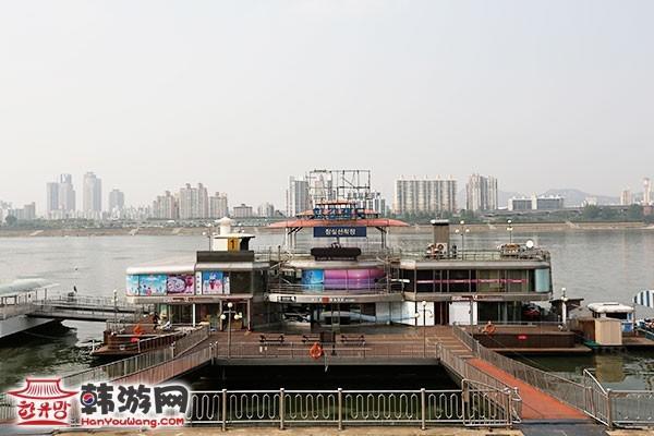 韩国E•LAND(依恋)汉江游览船22