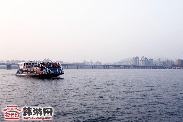 韩国E•LAND(依恋)汉江游览船27