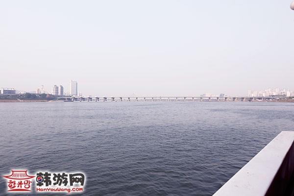 韩国E•LAND(依恋)汉江游览船28