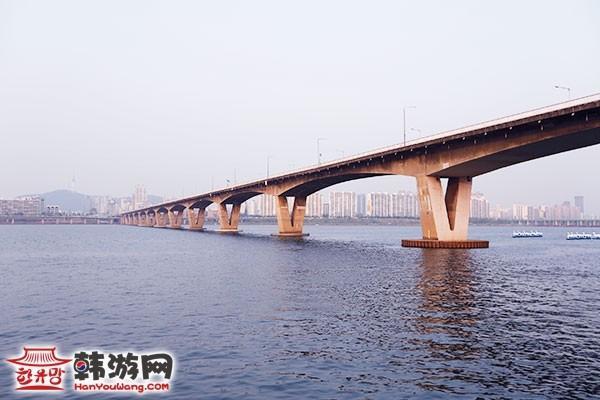 韩国E•LAND(依恋)汉江游览船29