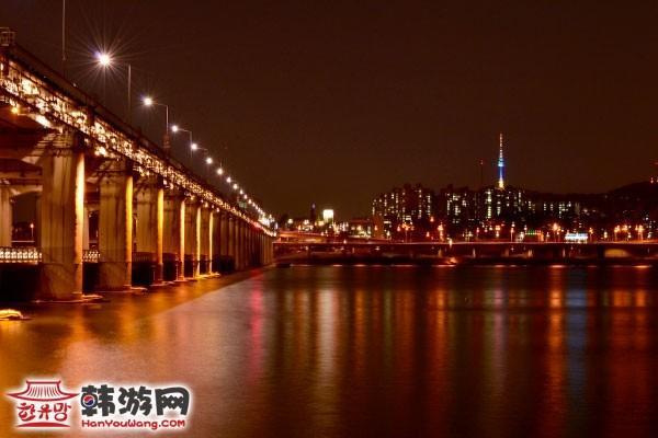韩国E•LAND(依恋)汉江游览船32