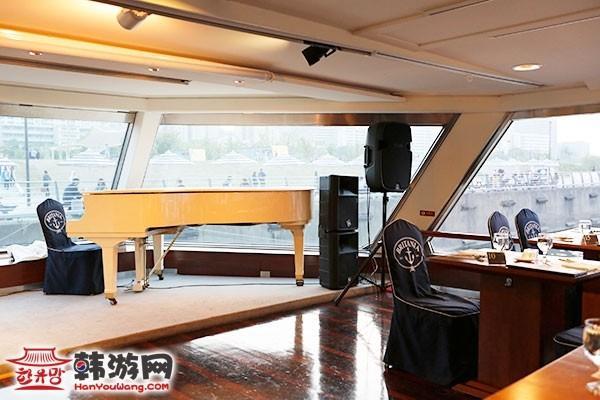 韩国E•LAND(依恋)汉江游览船33