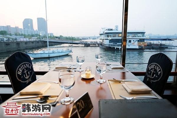 韩国E•LAND(依恋)汉江游览船37
